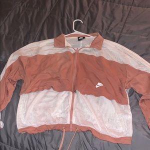 Women's Nike jacket sz large